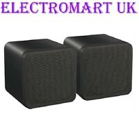 SURROUND SOUND WALL CEILING BOOK SHELF CUBE SPEAKERS