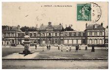 CPA 76 - PAVILLY (Seine Maritime) - 9. La Mairie et les Ecoles