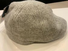 goodfellow 6 panel hat for golf or driving Med/Lrg size light gray poly. blend