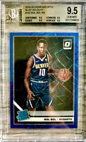 2019-20 Donruss Optic Bol Bol Blue Velocity Rookie Card Rc BGS 9.5 GEM MINT 🔥