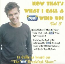 Robin Galloway - Now That's What I Call A Real Radio Wind Up! Vol 3 CD Volume up