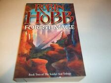 Forest Mage - The Soldier Son Trilogy #2 by Robin Hobb SC new Australia ed