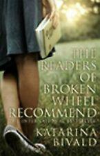 The Lectores De Broken Rueda Recomienda Tapa Dura Katarina,Menzies,Alicia