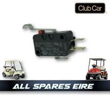 CLUB CAR DS & PRECEDENT 3 TERMINAL MICRO SWITCH FORWARD REVERSE -GOLF CART BUGGY