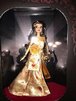 Disney Designer Premiere Collection doll - Belle - LE 4500 - Beauty & the Beast!