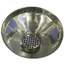 Stainless Steel Milk Strainer with discs and clip + free pack of filters