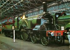 Picture Postcard>>PATRICK STIRLING 4-2-2 LOCO, GREAT NORTHERN RAILWAY