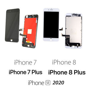 iPhone 7/7 Plus 8/8 Plus SE (2020) Retina LCD Digitiser Touch Screen Assembly
