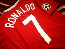 Jersey nike Manchester united cristiano Ronaldo CR7 (L) 2004 champions league
