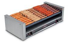 Nemco 8027-SLT Slanted 27 Hot Dog Roller Grill Concession