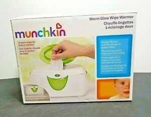"""Munchkin Warm Glow Wipe Warmer - """"it's the little things"""" that stop crying babys"""