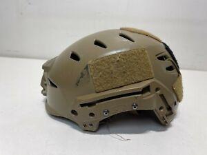 Team Wendy EXFIL LTP Helmet with Rail 2.0 Tan Size 1 (M/L) Wilcox Shro Brown Boa
