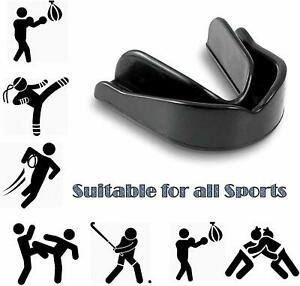 Teeth Protector Gum Shield Boxing Mouth Guard MMA Boxing AU For Sports item