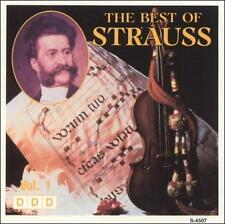 The Best of Strauss, Vol. 1 (CD, Madacy) FREE SHIPPING