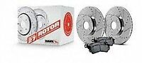 Hawk Performance HK4119.706B Front Disc Brake Kit