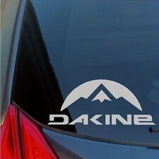 DaKine vinyl sticker decal Da Kine snowboarding gloves leash stomp pad Hawaii