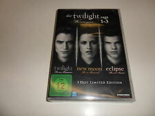 DVD   Die Twilight Saga 1-3 - Was bis(s)her geschah...