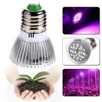 28W Full Spectrum E27 Led Grow Light Growing Lamp Light Bulb For Flower Plant FZ