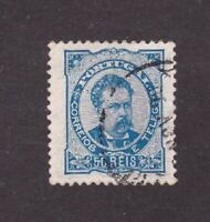 Portugal stamp #61, used, reprint,  SCV $20