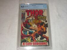 THOR 166 CBCS 4.5 SECOND APPEARANCE OF HIM (ADAM WARLOCK)