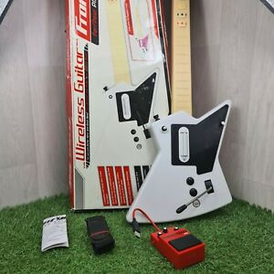 NYKO Playstation 3 PS3 Frontman Wireless Guitar Boxed Rock Band Guitar Hero RARE