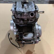 Yamaha XS400 2A2 Motor Komplett m. Zylinderkopf Lichtmaschine