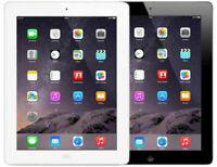 Apple iPad 2 |16GB 32GB 64GB | Wi-Fi, 9.7in - Black and White