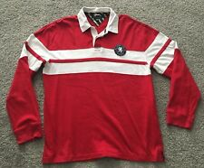 TOMMY HILFIGER XXL Rugby Jersey - Sailing Shirt