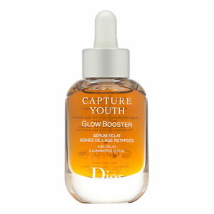 Christian Dior Capture Youth Glow Booster Age-Delay Illuminating Serum 1 oz
