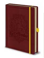 Harry Potter (Gryffindor) Premium A5 Notebook * OFFICIAL PRODUCT *