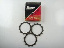 NOS Suzuki 1980-87 OR50 RM50 ALT125 ATL185 LT125 LT185 LT ATL 3 Clutch Disk Set