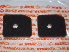 X 4237 Original 2x Stihl  Filter Luftfilter  HS 81 86 TYP1