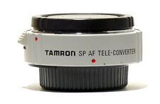 Tamron SP 5 Element 1.4x Teleconverter Lens Nikon Autofocus Digital and Film