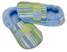 Infant Booties - Little Boy Stripe