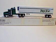 1991 ERTL 1/64 KENWORTH TREE TOP #7510  W/ ORIGINAL BOX