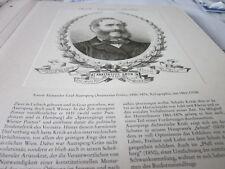 Wien Archiv 3 3074 Anton Alexander Graf Auersperg 1806-1876