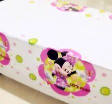 Minnie Mouse Bow Disney Birthday Party Girls Table Cover