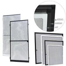 Fliegengitter Insektenschutz Fliegenschutz Fenster Tür Alu-Rahmen Mückenschutz