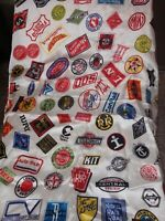 "Vintage Railroad Scarf Bandana Made in Japan ~Charles Products~29""x29"". Rare!!"