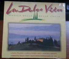 LA DOLCE VITA (PAUSINI-VASCO ROSSI-ZUCCHERO-ALICE-TOZZI..)CD SIGILLATO (SEALED)
