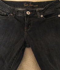 Guess Jeans Malibu Size 31 long, Med-Blk Boot Cut