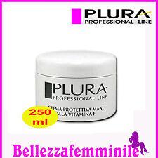 Crema mani con vitamina F 250ml PLURA