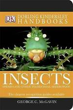 Very Good McGavin, George C, Insects (DK Handbooks), Paperback, Book