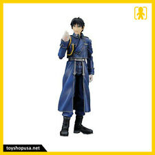 Fullmetal Alchemist Roy Mustang Play Arts Square Enix Authentic