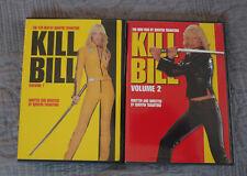 Kill Bill Vol. 1+2 (Dvd Lot) 2 Movies!