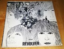 The Beatles:'Revolver' vinyl Stereo-CANADA-Capitol-EMI#ST-2576 Rainbow Label