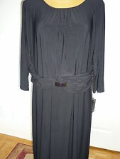 $129, NWT, Jones New York  black dress in size 20W