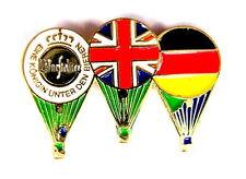 WARSTEINER BALLON Pin / Pins - GORDON BENNETT / ENGLAND & GERMANY (3187)