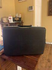 VINTAGE Samsonite Briefcase Hard Shell Attache Black