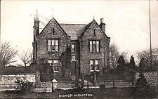 Bishop Monkton by H. Shaftoe, 39 Cheltenham Crescent, Harrogate. House.